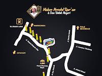 Traffic Rute Masjid Nurul Musthofa Center