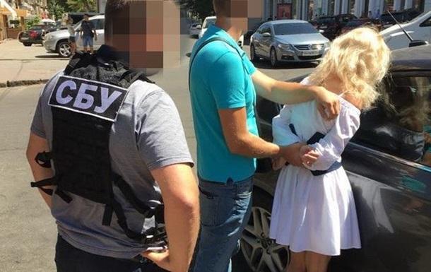 В Одесі затримали на хабарі підполковника поліції