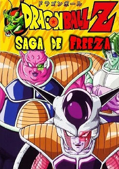 Dragon Ball Z - Saga de Freeza Desenhos Torrent Download completo