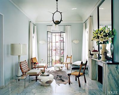 Bruno Frisoni's moroccan home