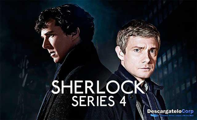Sherlock Temporada 4 Completa HD 720p Español Latino