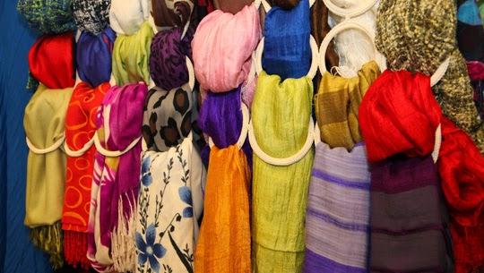 chất liệu vải lụa trên thị trường hiện nay