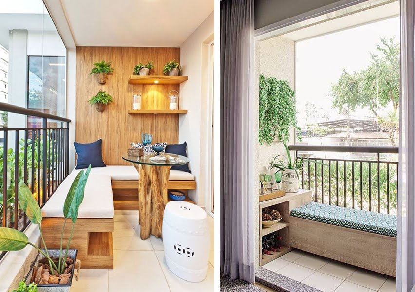 La fabrique d co id es pour am nager son balcon en - Salon de jardin special balcon ...
