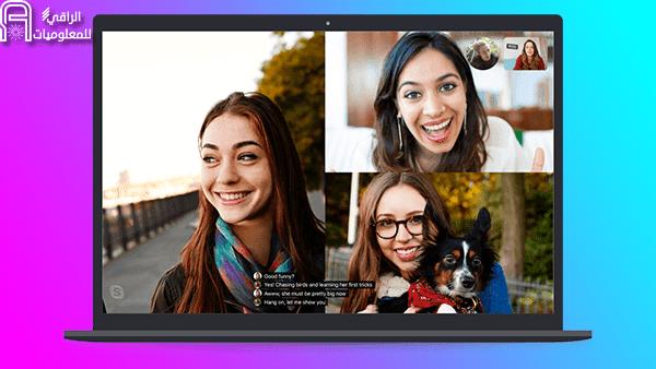 برنامج Skype يحصل على ميزة الترجمات المصاحبة مباشرة والترجمات أثناء المكالمات