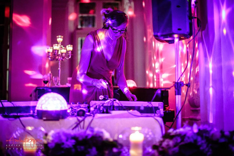 wedding in villa durazzo santa margherita - DJ