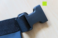 Schnalle: Dry Bag »Krake« Wasserdichte Trockentasche / Seesack / Survival Bag / Trockensack / Ideal für Kajak, Kanu, Segeln, Angeln, Schwimmen, Strand, Snowboarden, Skifahren, Bootfahren, Camping / Schützt Deine Wertsachen und Kleidung vor Staub, Nässe, Sand und Schmutz / 5L gelb