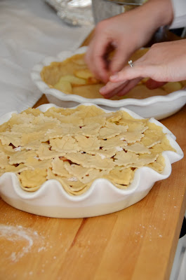 Favorite Fall Pie Crust | Friday Favorites on www.andersonandgrant.com