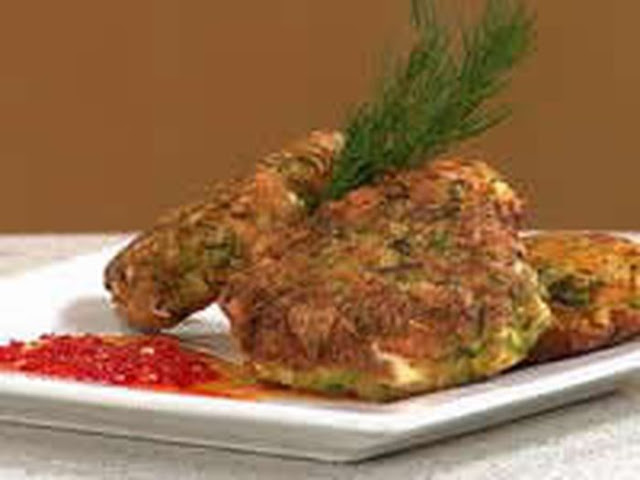 Squeeze the grated zucchini to remove any excess moisture Turkish Zucchini Fritters Recipe