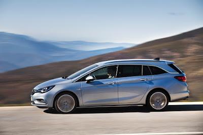 Το νέο Opel Astra ξεπέρασε κιόλας τις 250.000 παραγγελίες