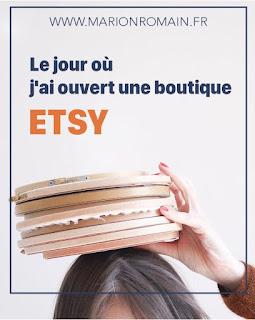 Marion Romain - Etsy