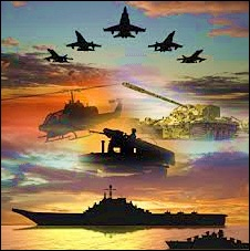 Alianças Militares Pelo Mundo