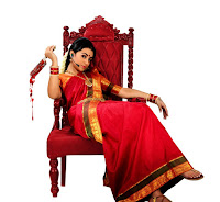 Trisha Latest Photo from Nayaki Movie HeyAndhra
