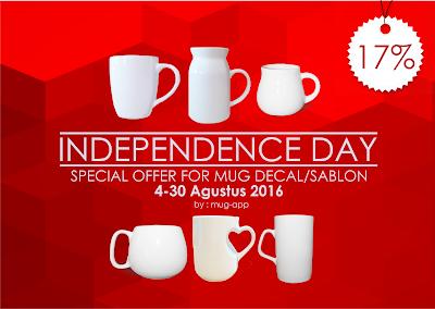 Promo Kemerdekaan Diskon 17%