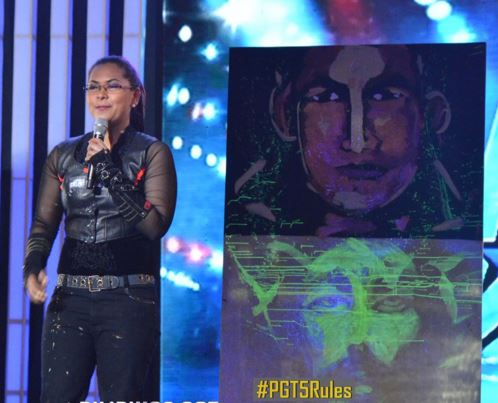Speed Painter from Paete wows in Pilipinas Got Talent