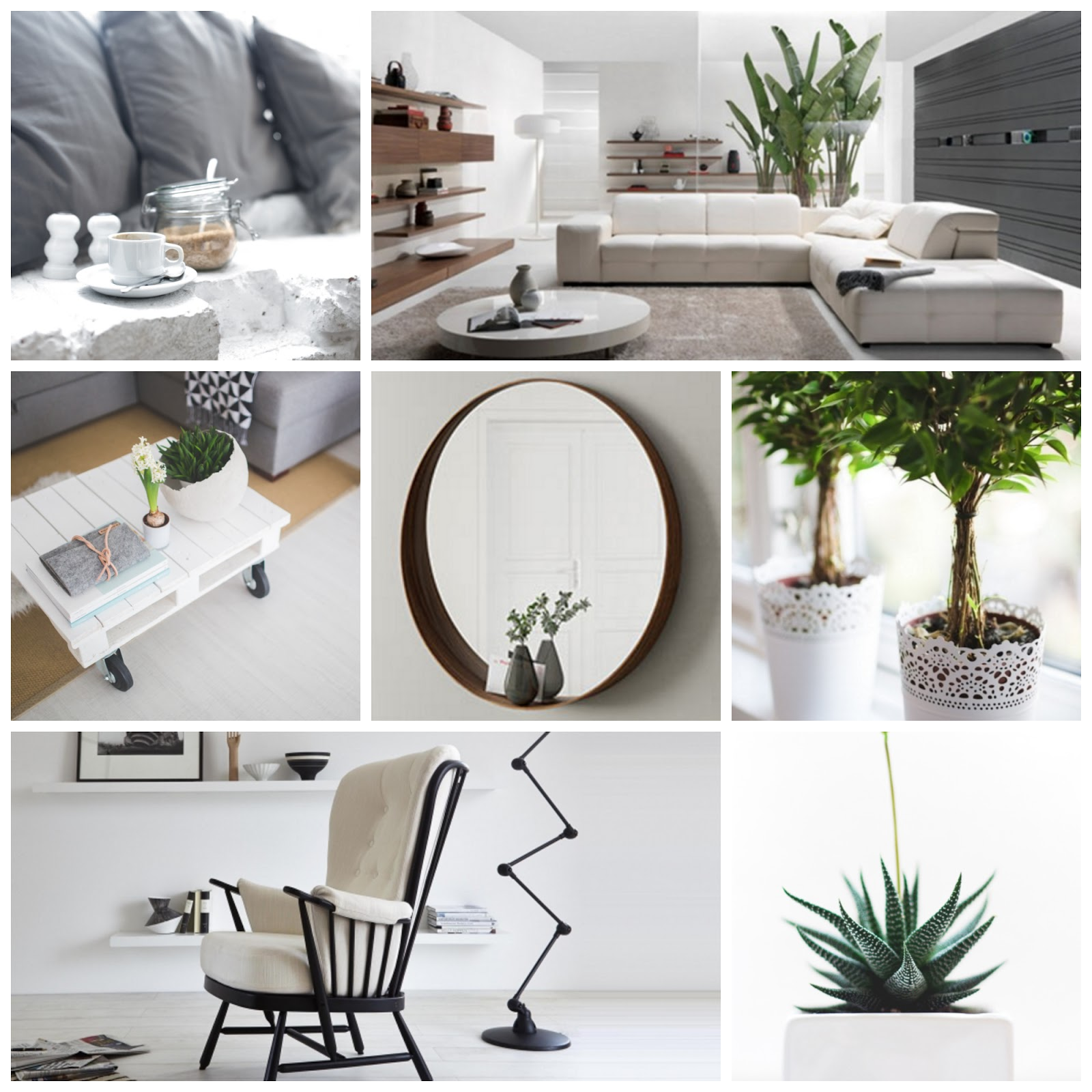 how to make you home look Scandinavian