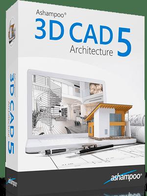 Ashampoo 3D CAD Architecture box
