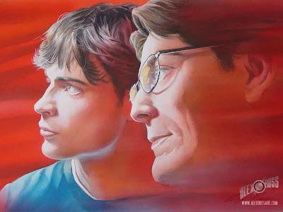 Smallville+Ross