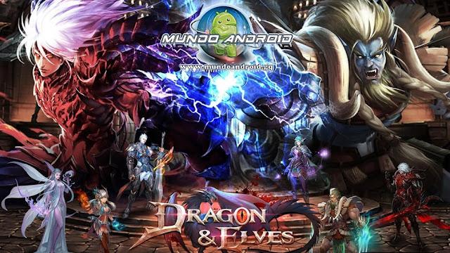 Dragon & Elves