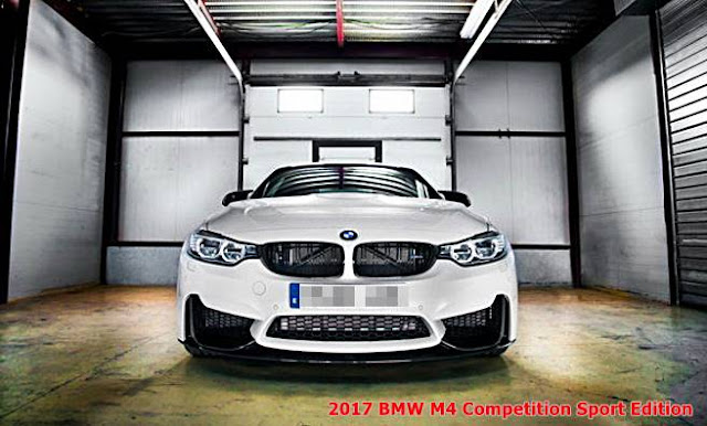 2017 BMW M4 Competition Sport Edition
