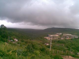 Previsão da Aesa continua apontando chuvas em todas as regiões da Paraíba