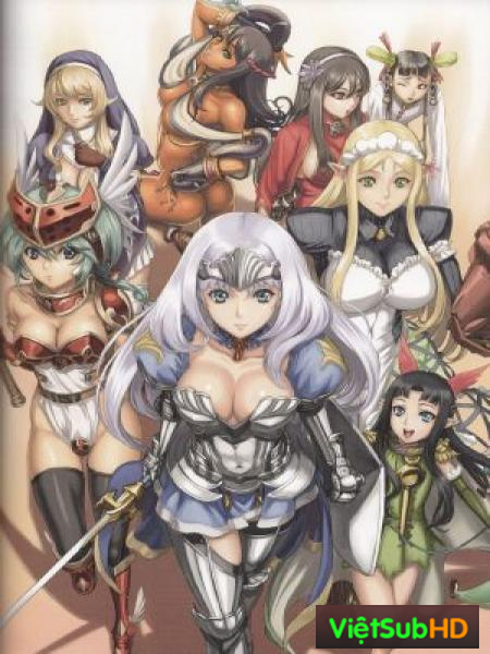 Queens Blade Premium Visual Book Ova