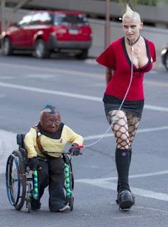Fotos ridículas y locas en Internet.