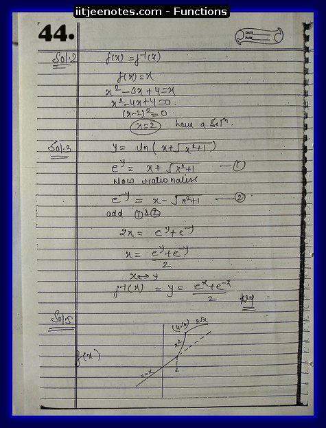 functions notes cbse4