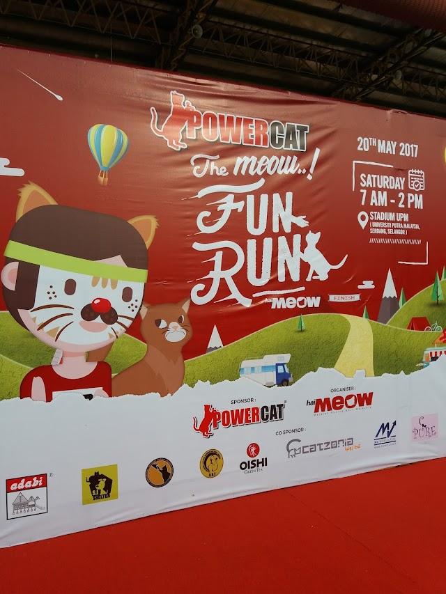 Powercat The Meow Fun Run