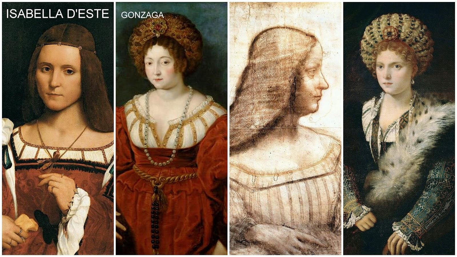Isabella d'Este Gonzaga