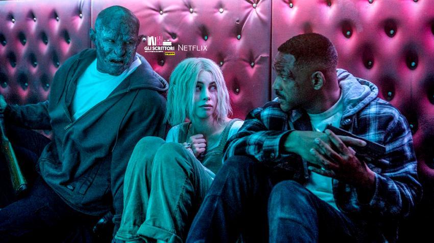 Bright, l'urban fantasy action crime di Netflix