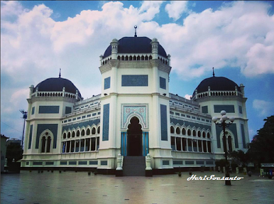 Great Mosque of Medan1