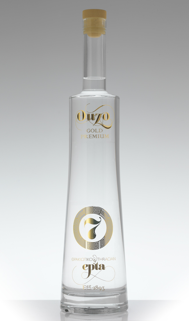 Ouzo Epta 7 On Packaging Of The World Creative Package