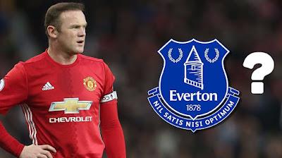 Rooney Merapat Kembali ke Everton