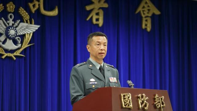 Taiwán advierte a China: No renunciamos al uso de fuerza militar