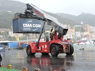 Fai, gli esiti dell'incontro su sicurezza e mobilità interna  al Porto di Salerno