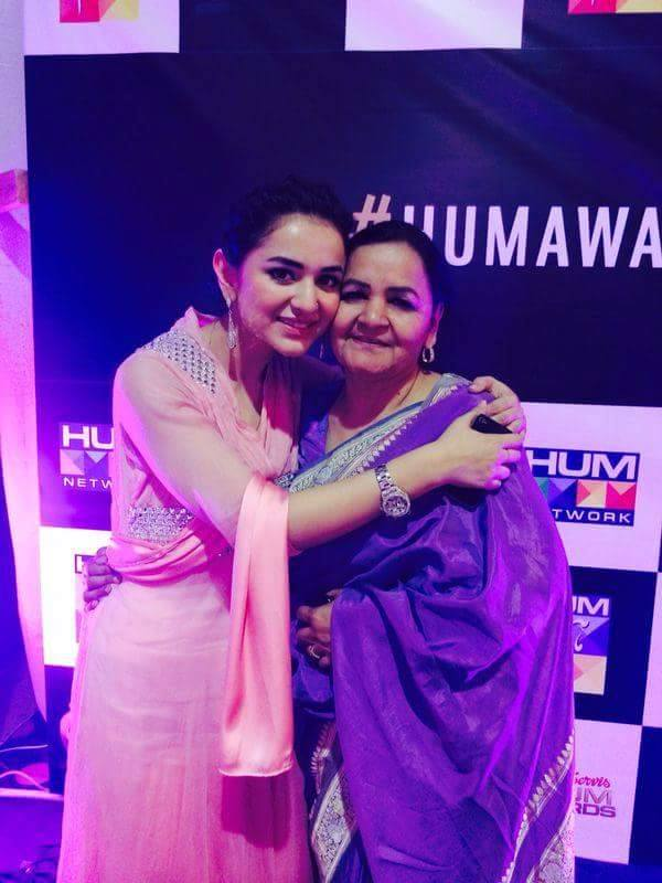 Pak Celeb Pic's: Yumna Zaidi With Her Mother
