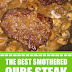 The Best Smothered Cube Steak