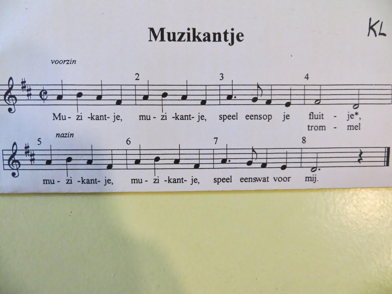 Afbeeldingsresultaat voor muzikantje muzikantje speel eens op je fluitje