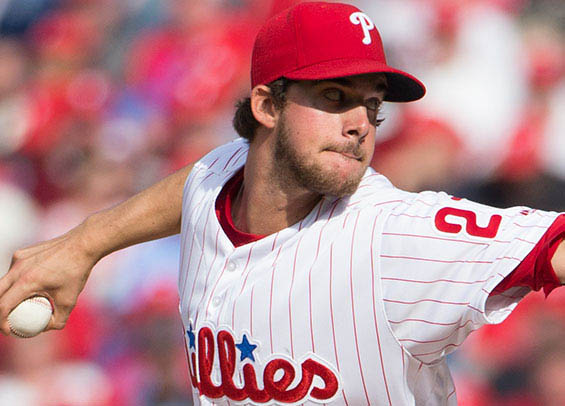 Aaron Nola is becoming must watch baseball in Philadelphia