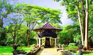 Bukit Siguntang di Palembang