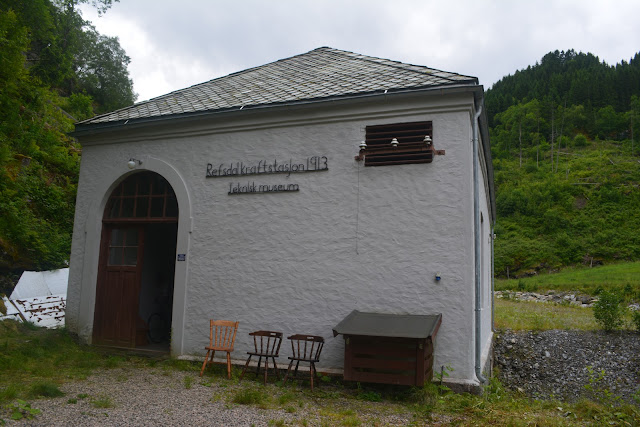 Refstdal Power Plant