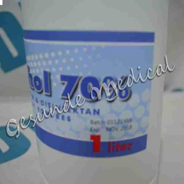grosir Alkohol 70% Ukuran 1 Liter