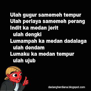 Kata bijak bahasa sunda 1