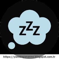 uyku öncesi rutin