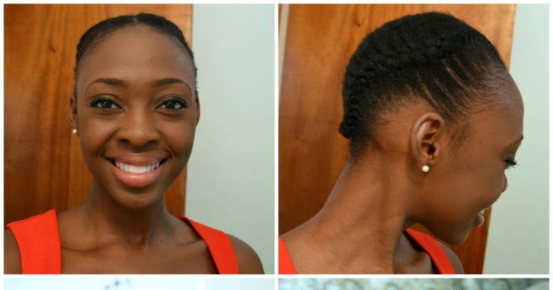 FroBunni: Protective Hairstyles On Short Natural Hair