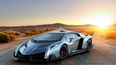 lamborghini veneno one of most expensive car
