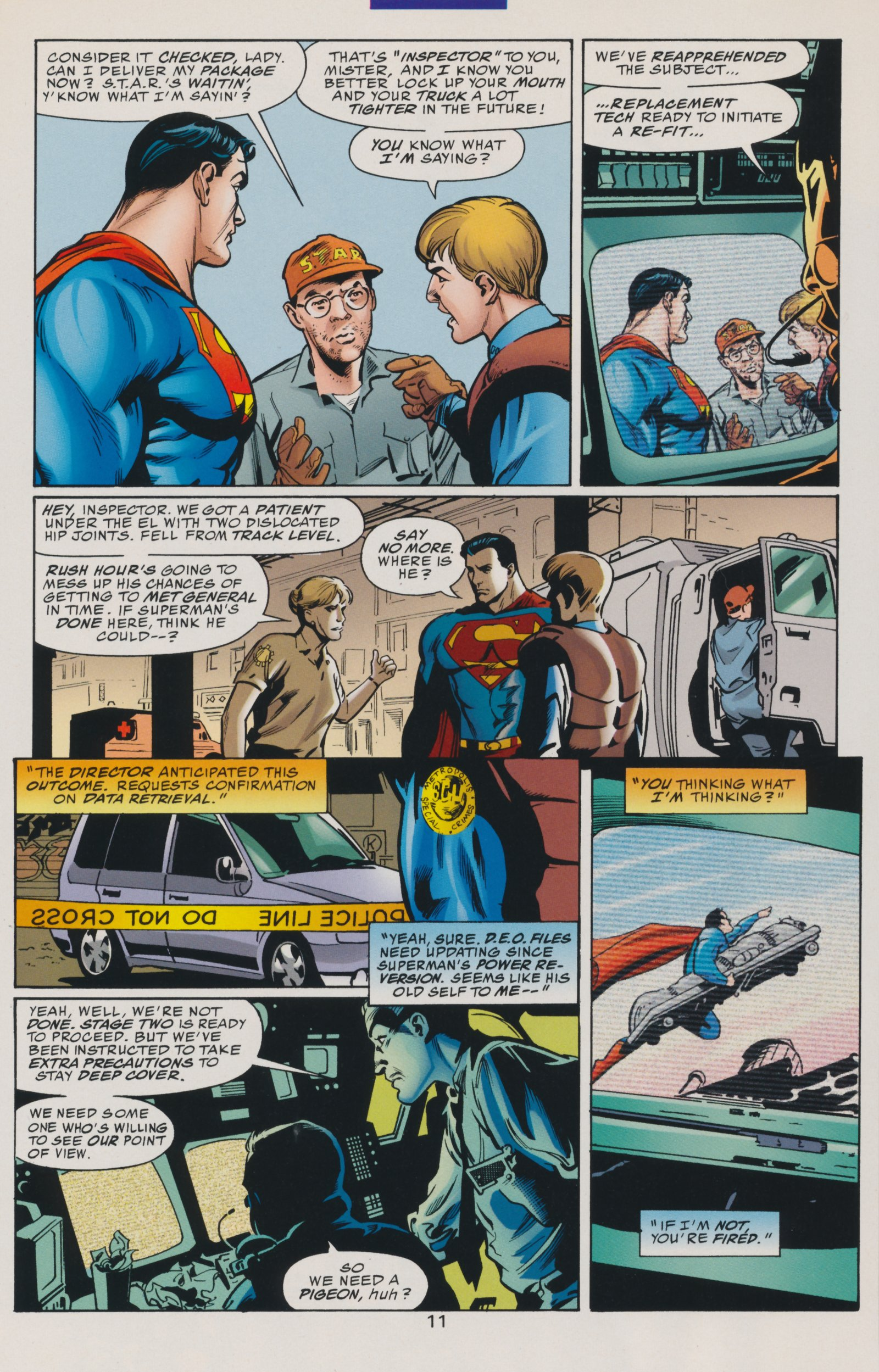 Read online Action Comics (1938) comic -  Issue #750 - 16