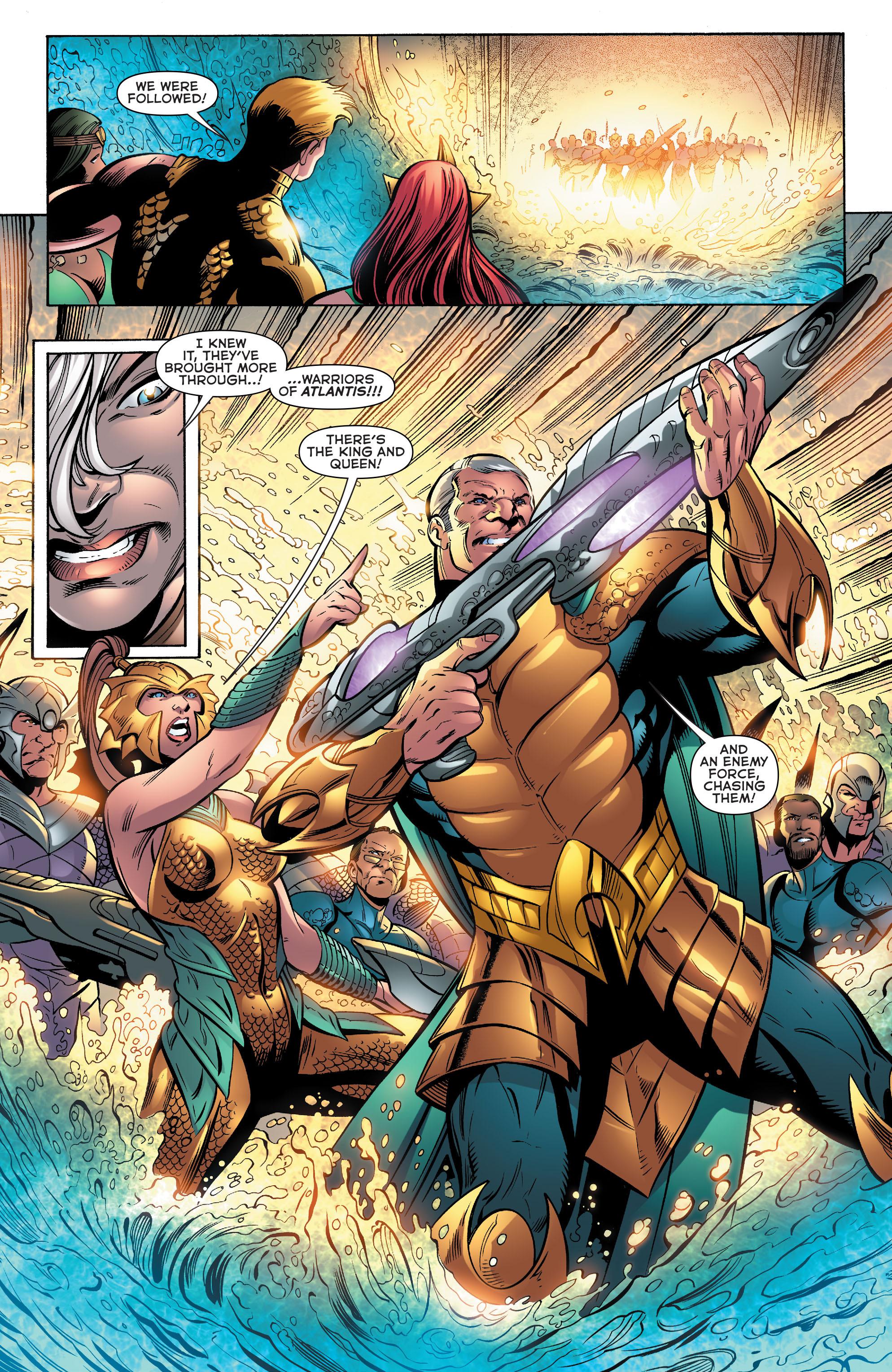 Read online Aquaman (2011) comic -  Issue #39 - 15