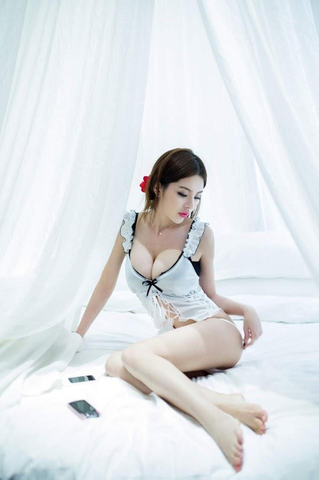 Zhao Wei Yi 赵惟依 Babes [59P]