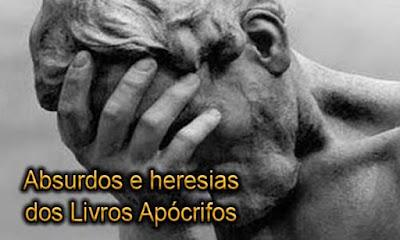 O que significa apócrifos?